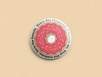 Save the Donuts