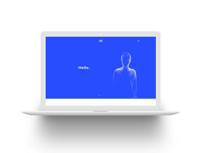 Portvolio v0.2 website portfolio interface ui