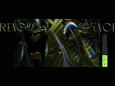 Frenchship — 3D visual for Boiler Room live show fluid deformation glitch dj vijing liveshow room boiler boilerroom music live glass 3d octanerender octane cinema4d