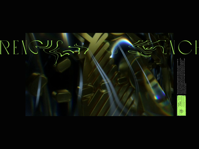 Frenchship — 3D visual for Boiler Room live show