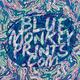 Blue Monkey Prints