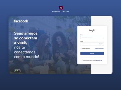 Facebook 2019 - Concept
