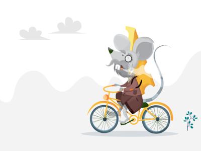 wandering rat