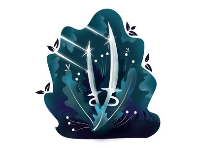 sword flower
