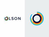 Olson Institute Logo Concept 01