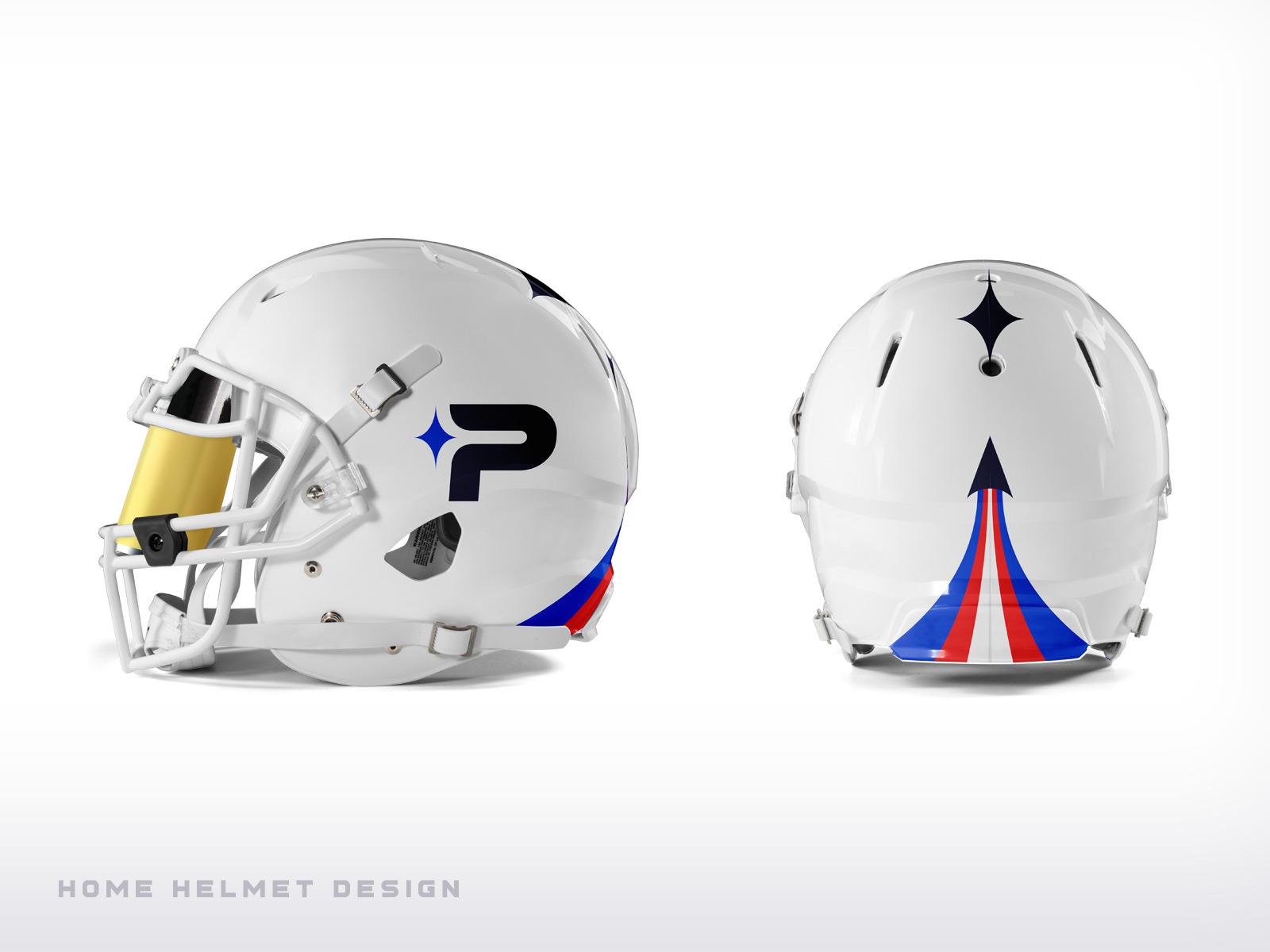 06 pioneers home helmets