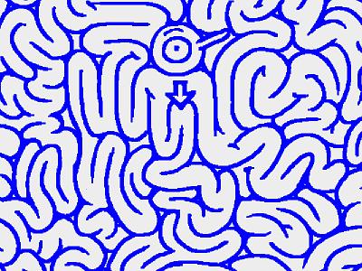 Le Labyrinthe maze bd
