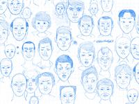 Portrait Research