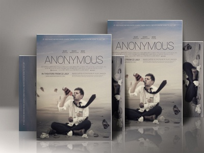 Drama Movie Poster Template