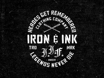 IRON & INK