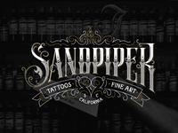 Sandpiper Tattoo