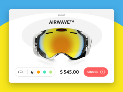 Dailyui032 - Customize Product
