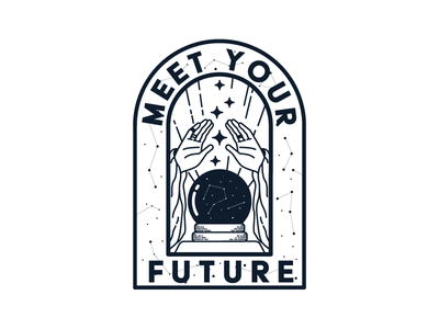 Meet Your Future (One Color)
