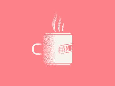 Camp Mug Icon