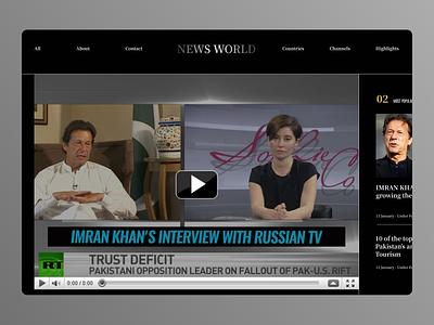 News Web