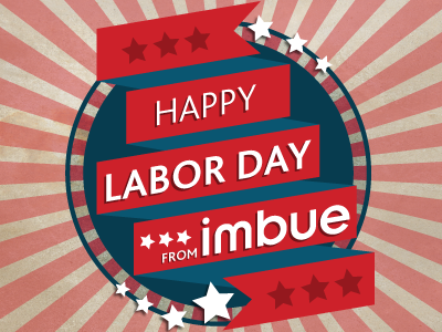 Labor Day Vector Art september email art email creative imbue labor day vector ribbon banner