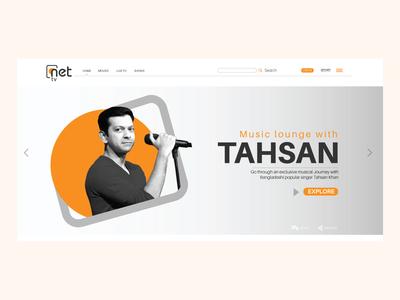 Net Tv Web Page