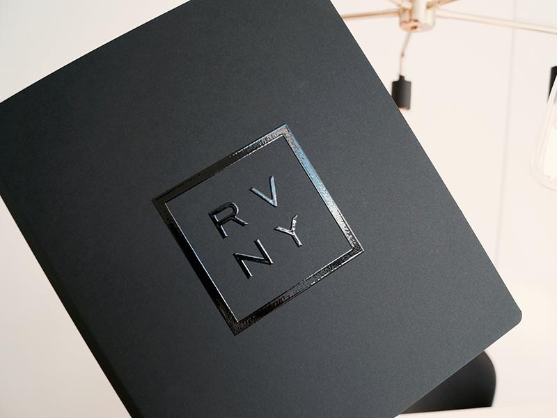 REVENY Custom Binder Design print a4 rvny reveny binder