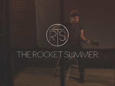 The Rocket Summer - Logo & Title Graphics