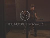 The Rocket Summer - Logo & Title Graphics