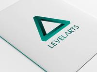 Level Arts Logo & Branding Package