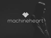 Machineheart Logo Concept