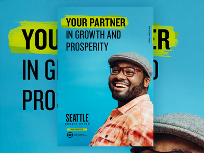 Urban League of Metropolitan Seattle - Full Page Ad art direction program not-for-profit typography design layout graphic design print design print advertising ad