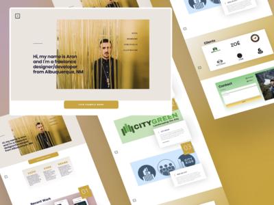 Personal Portfolio Webpage