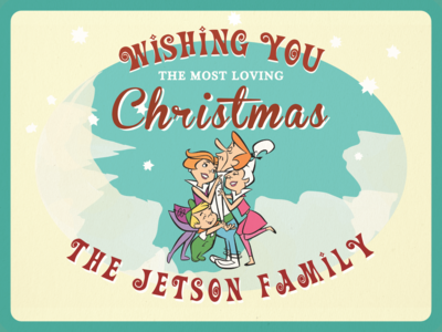 Jetson's Christmas Card