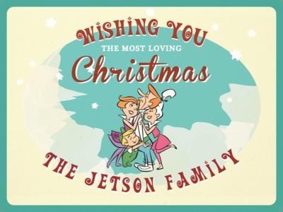 Jetson's Christmas Card