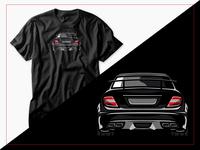 C63 AMG Black Series T-shirt