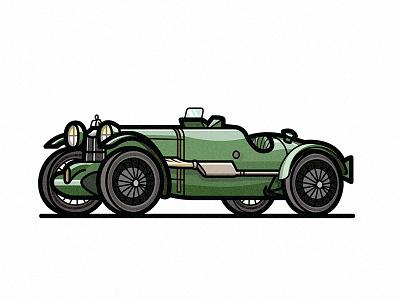 MG Q Type Racer classic uk car race q type british mg