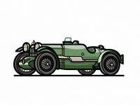 MG Q Type Racer