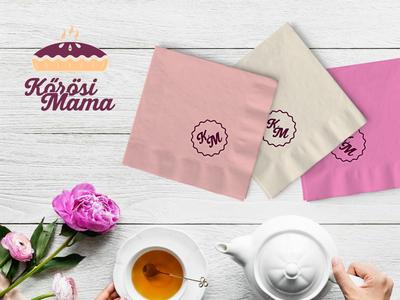 Kőrösi Mama brand design