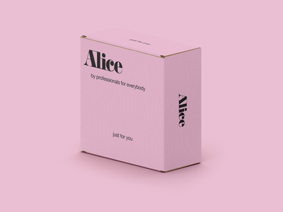 Alice hair removal wax packaging design | 3/3