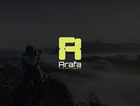 Arafa [viewfinder] Logo