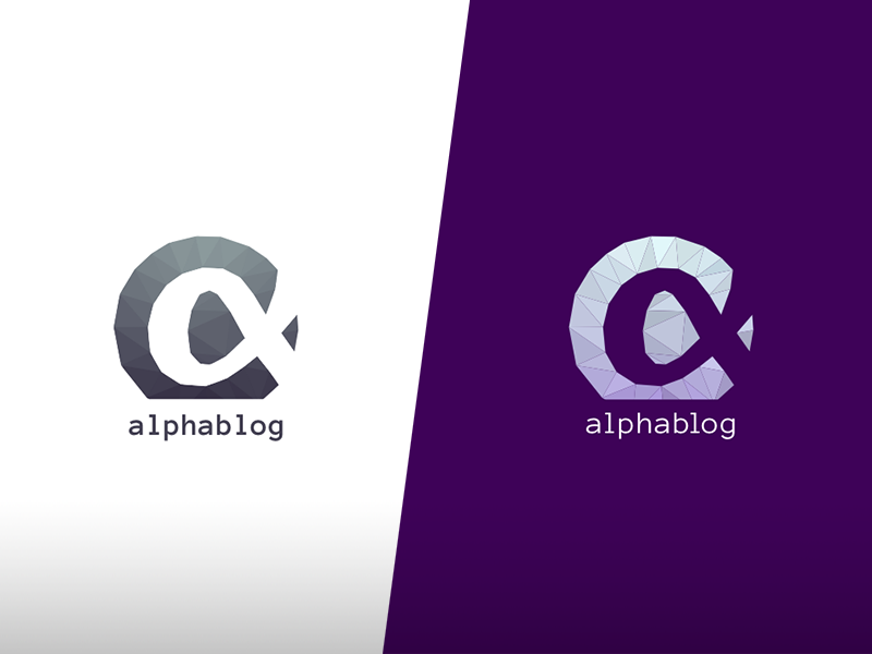 Alphablog game development indie responsive tumblr blog