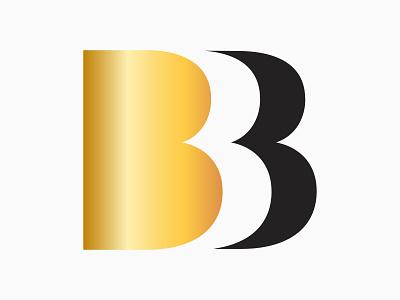Logo Design for E-commerce. useofnegativespace gold black logo design clean illustration graphic design
