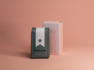 White Star Coffee Packaging