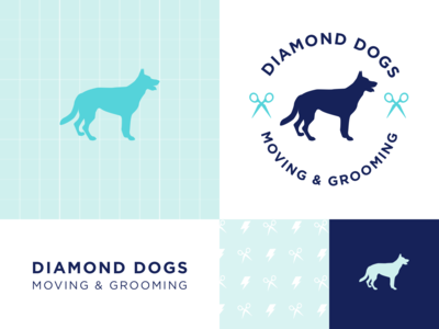 Diamond Dogs Logo summary