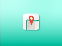 Bookmark App Icon book bookmark ux ui icons icon app