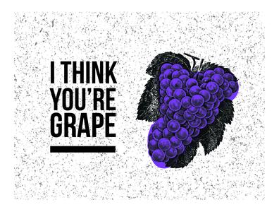 fruit friendships   grapes