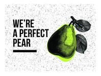 fruit friendships | pear