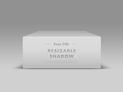 Vector shape shadow [Free PSD] free psd shadow vector resize white clean