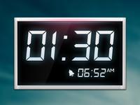 Clock Widget Exploration