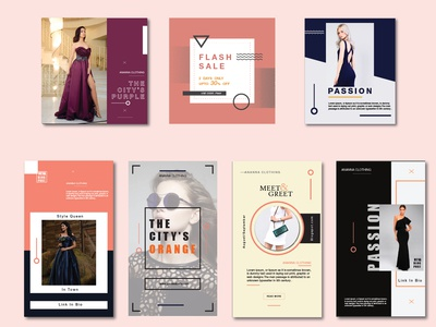 INSTAGRAM FACEBOOK POST Design