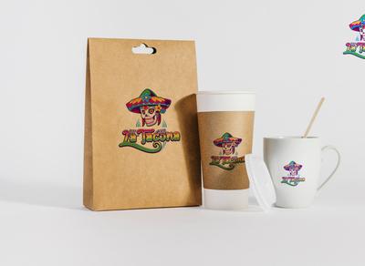 La tacona Cup Bag