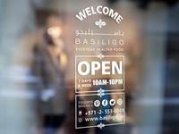 Window Graphic for Basiligo
