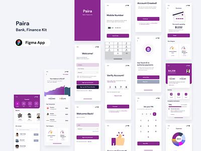 Digital Wallet Mobile App products ecommerce android design app design design minimal flat ux ui