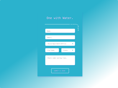 SignUp Form DailyUI#01